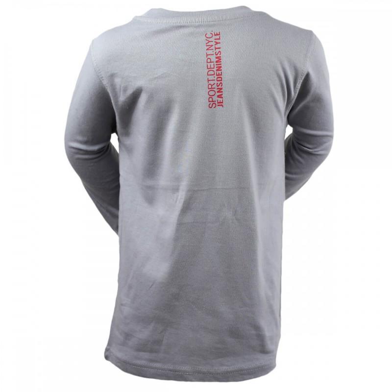 15x T-shirts manches longues Tom Jo du 6 au 14 ans - T-shirt et polo manches longues