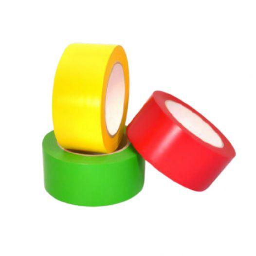 Floor marking tape - standard - PVC, 50 mm x 33 m