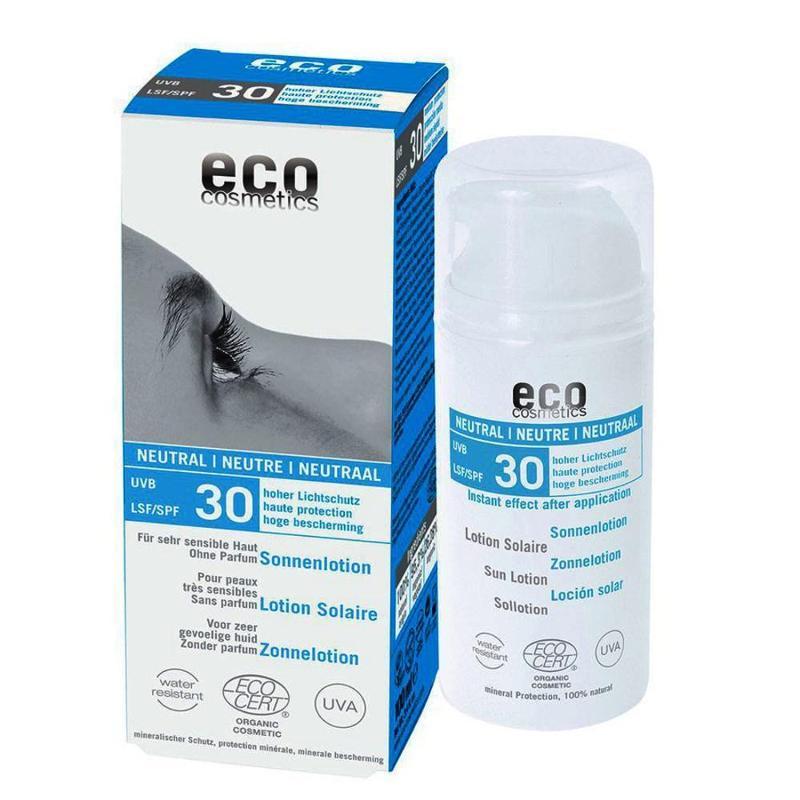 ECO Sonnenlotion LSF 30 neutral 100ml ohne Parfum - null