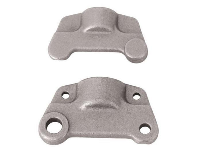 Hot Forged Parts - Rough forged parts by hot forging process saving material and maching costs.
