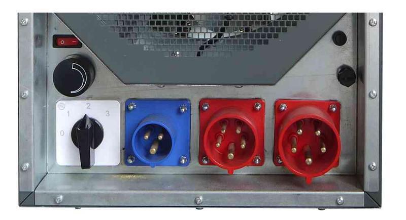 Vermietung yellow-line - Elektrolufterhitzer MHLE20