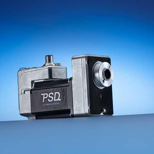 Direct drive PSD 42 - Attuatori con direct drive con Nema 23, disegno trasversale