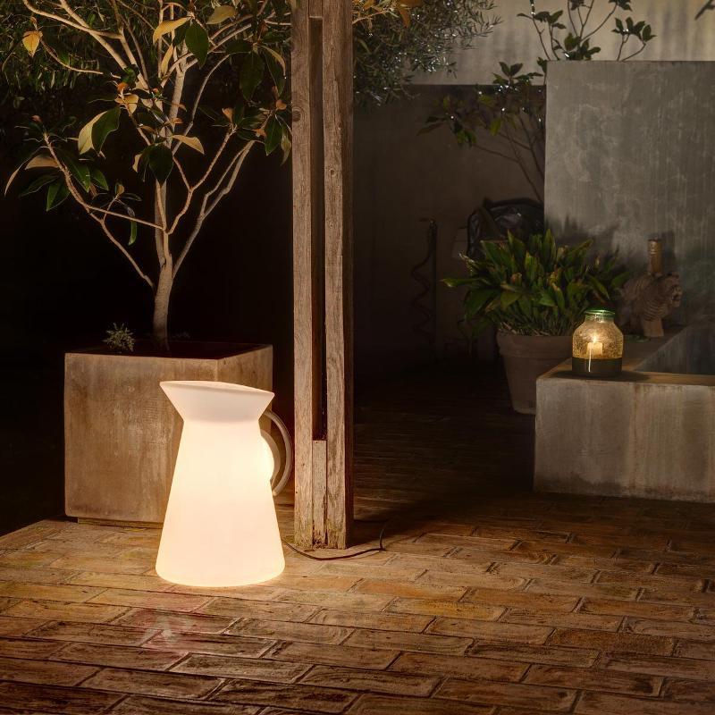 Luminaire d'extérieur Jarrett au design original - Luminaires de terrasse