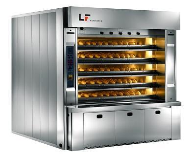 Four a étages - Boulangerie - Patisserie  / LOGUIDICE FORNI