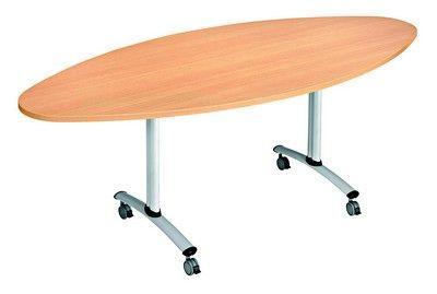 Table Basculante Ovale - Tables De Collectivités