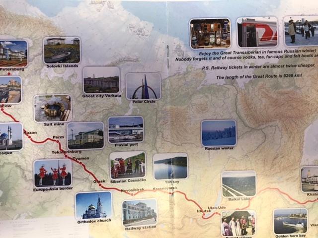 Транссибирская магистраль - Туры по Транссибирской магистрали
