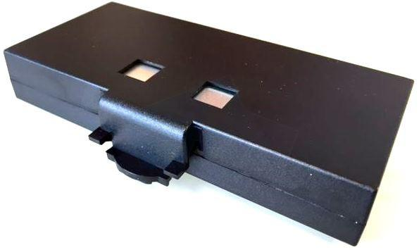 Replacement remote control battery Hetronic
