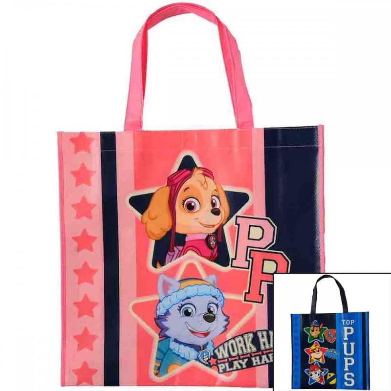 24x Sacs Shopping Paw Patrol 38x38x12 - Sac et Sac à dos