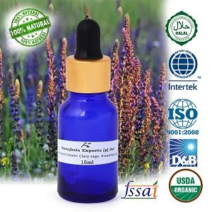 Ancient healer Clary sage oil 15 ml - Clary sage essential oil