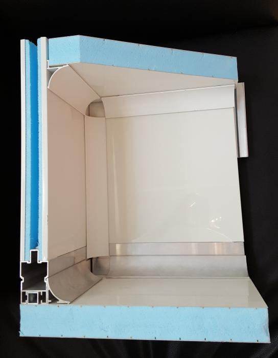 Clean Room Panel - Industry NOVACLEAN® Insulating panels