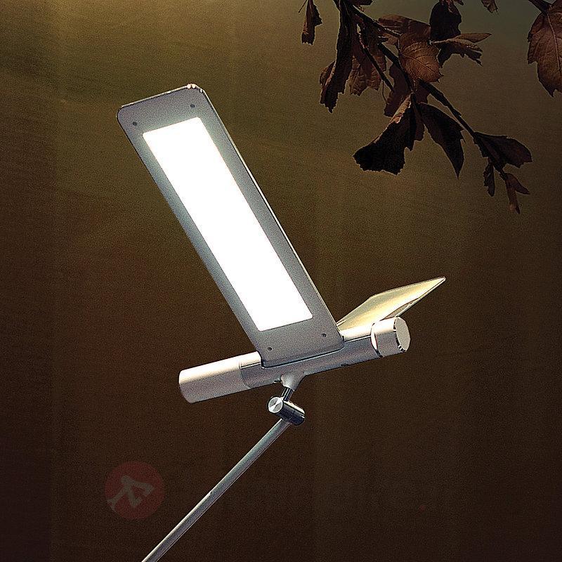 Lampe de table LED Seagull au design insolite