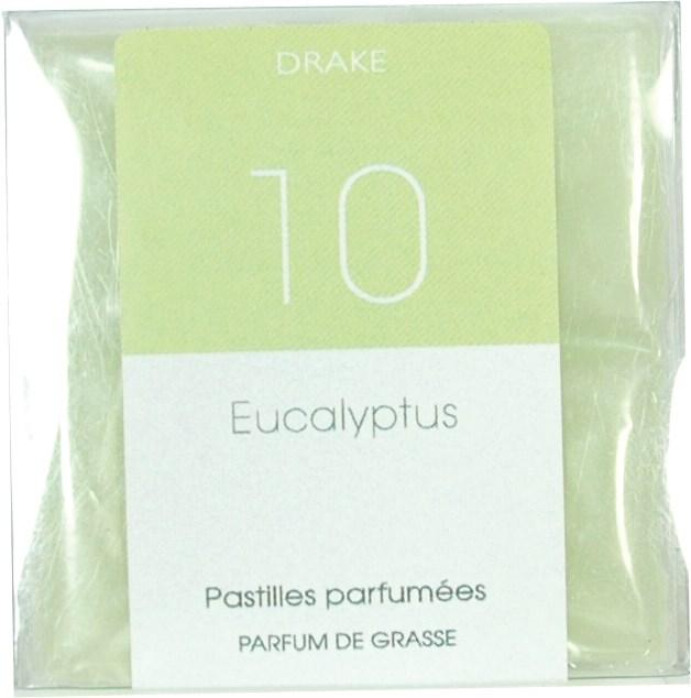 PASTILLES PARFUMÉES - EUCALYPTUS - null