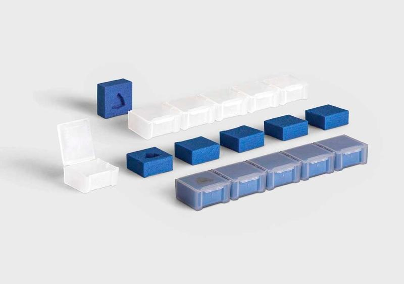 InsertSplitBox - Caixas de plástico