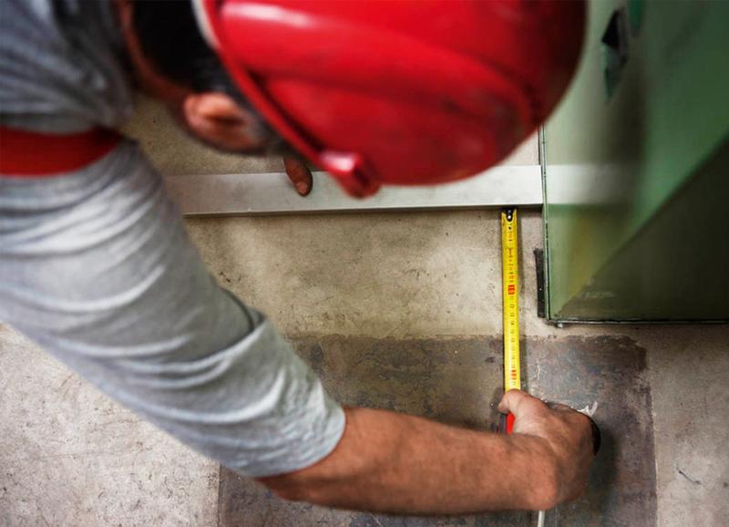 Installation - Industrial services