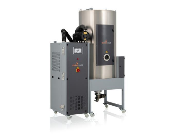 Essiccatore ad aria secca - LUXOR swift - Il nuovo essiccatore d'aria secca LUXOR swift 250 per varie applicazioni.