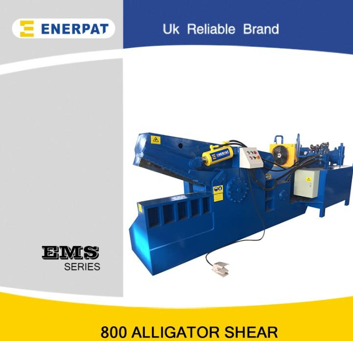 Scrap Metal /Stainless Steel Alligator Shear Machine with CE