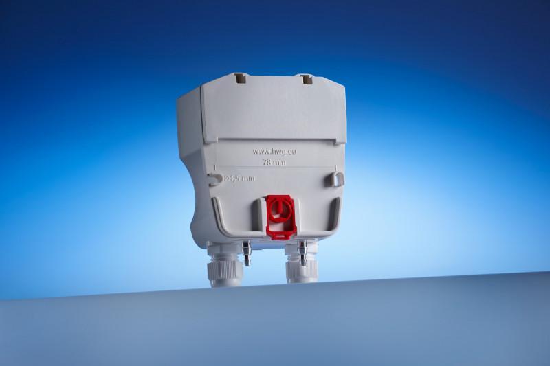 Trasduttore di pressione differenziale PS 17 - Semplice ma dalle grandi prestazioni