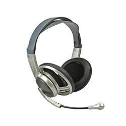 CASQUE STEREO MULTIMEDIA AVEC MICROPHONE (HSM12) - null