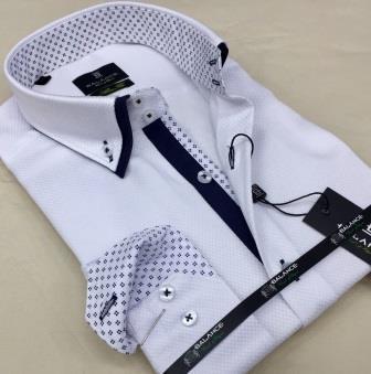 Model B slimfit designer men's shirt production in Istanbul - Slimfit men's shirt production for your label