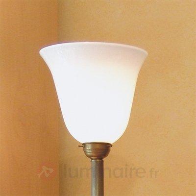 Lampadaire antique HENRIETTE - Lampadaires à éclairage indirect