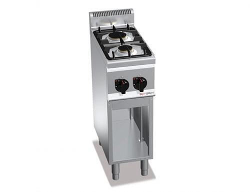 Stove - Gas stove 2xBrenner ( 6.2 kW )