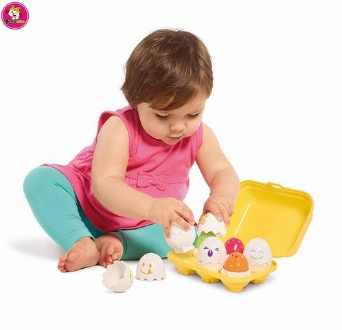 TODDLER BABY INTERACTIVE TOY PLAY TO LEARN HIDE 'N' SQUEAK - Sorting, Stacking & Plugging Toys