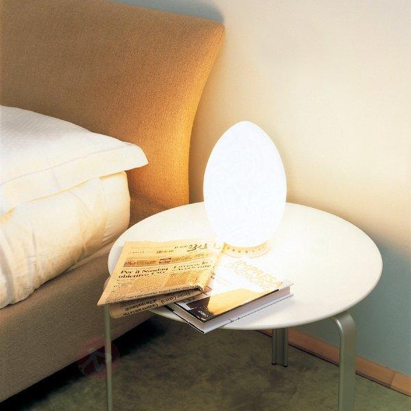 Magnifique lampe à poser UOVO 18 cm - Lampes à poser designs