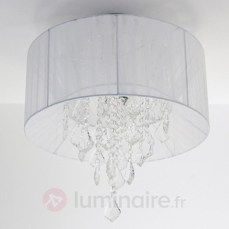 Plafonnier Dagny - Plafonniers en tissu