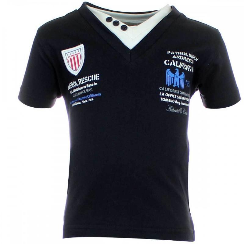 15x T-shirts manches courtes Tom Jo du 6 au 14 ans - T-shirt et polo manches courtes