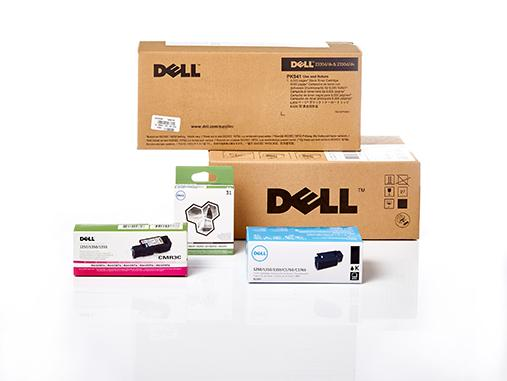 Original DELL supplies and spare parts -