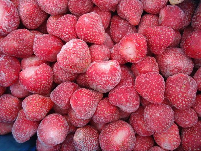 Frozen Fruits - Import- export