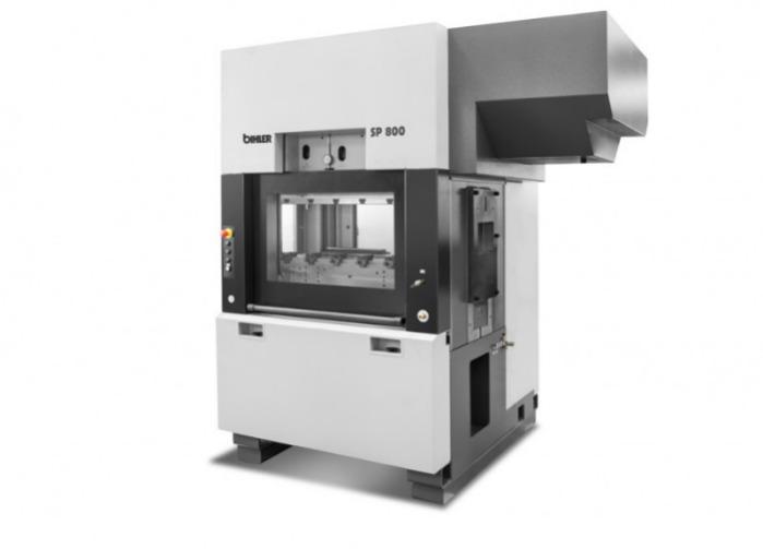 Servoprensa SP 800 - Servoprensa compacta para funcionamiento autónomo o en combinación con BIMERIC