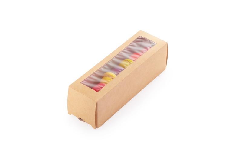 Macarons - Kraft box for macarons