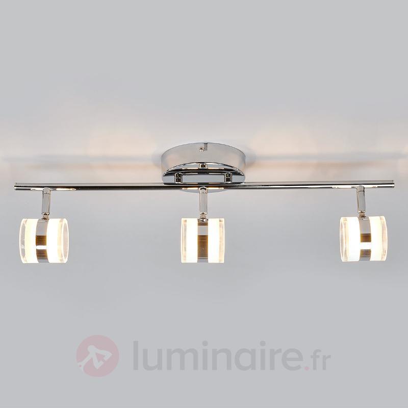 Levent - plafonnier LED, 3 lampes - Plafonniers LED