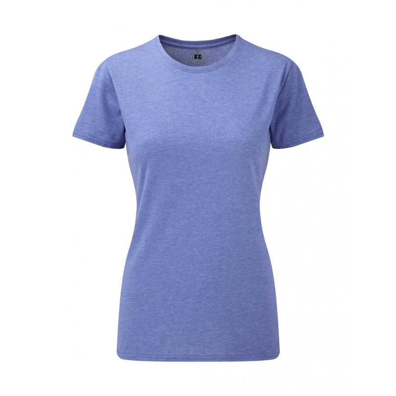 Tee-shirt femme long - Manches courtes