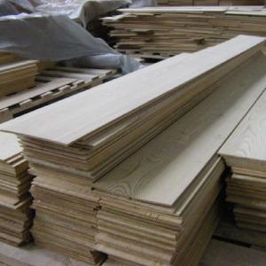 Veneer - Hardwood lamellas