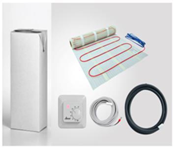 ТИПОВОЙ ТЕПЛО Теплый нагреватель системы - Нагревательный мат Горячая система