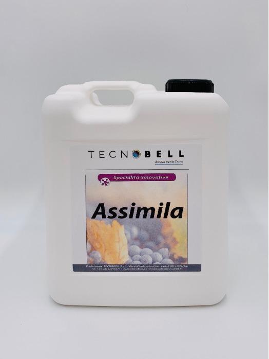 ASSIMILA - Bioestimulante de aminoácidos con efecto antiestrés