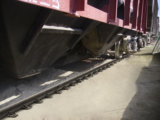 CEMRAIL - Eisenbahnwaggonentladung -