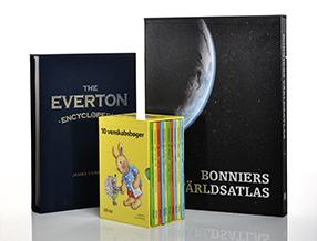 Special case bound books