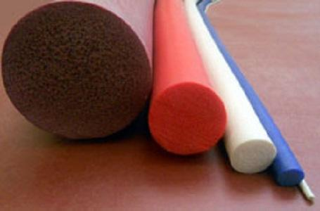Silicone Sponge Cord - Available in a variety of grades & densities