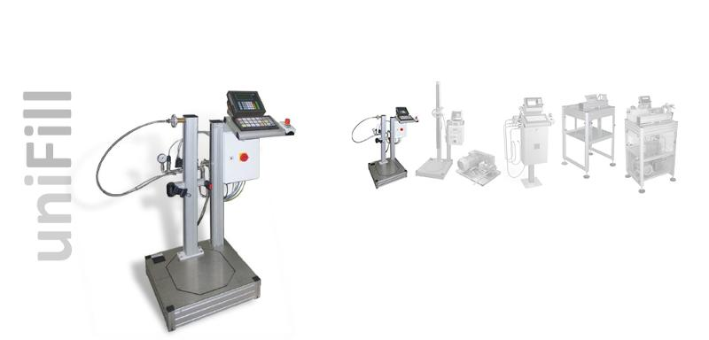 Standard Filling Stations - uniFill CO 2 / N 2O