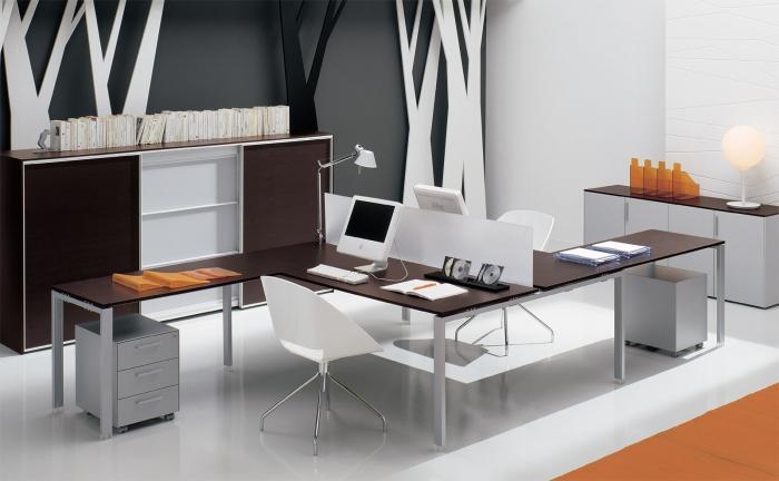 Postes de travail - Bureaux Alea, Pegaso