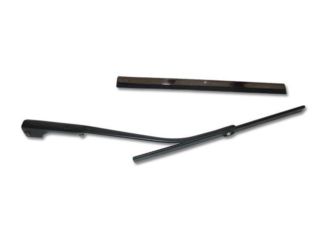 Wiper of Fiat Topolino (black or chrom) - Parts for antique cars