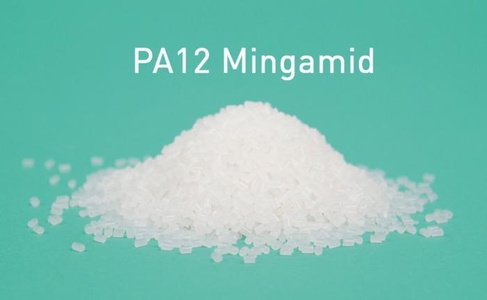 Mingamid - PA11 Mingamid und PA12 Mingamid