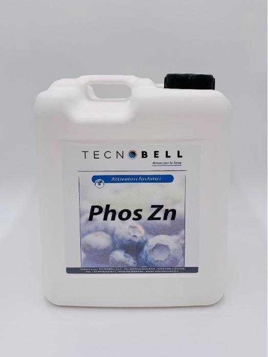 Phos Zn - Inducteur de résistance des plantes au zinc