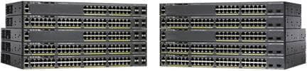 Cisco Catalyst Switches 2960X - Switches entreprise Cisco