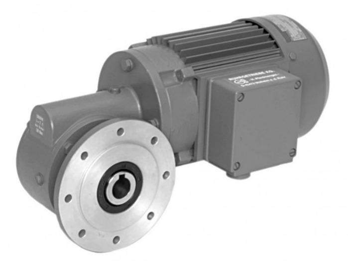 SN9FH - Single-stage gear drive with hollow shaft
