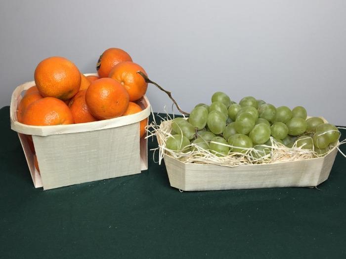 Cestas ecológicas  - Ideal para envasado de frutas y verduras