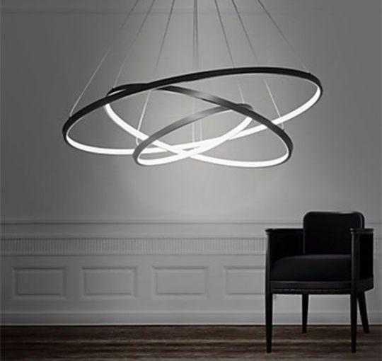 Silicone Chandelier Led Profile - null